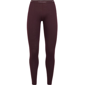 Icebreaker 175 Everyday Leggings Women Velvet